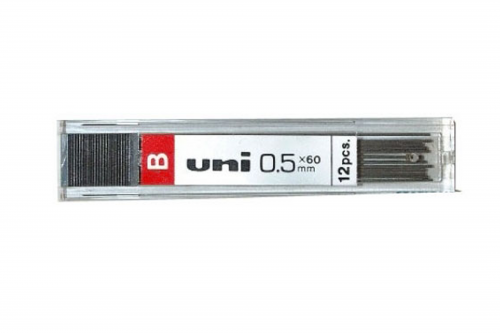 Μυτες μηχανικων μολυβιων UNI