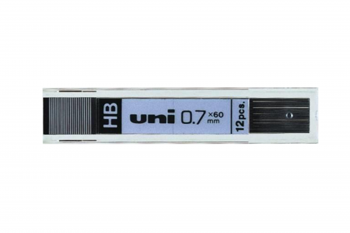 Μυτες μηχανικων μολυβιων UNI 0.7