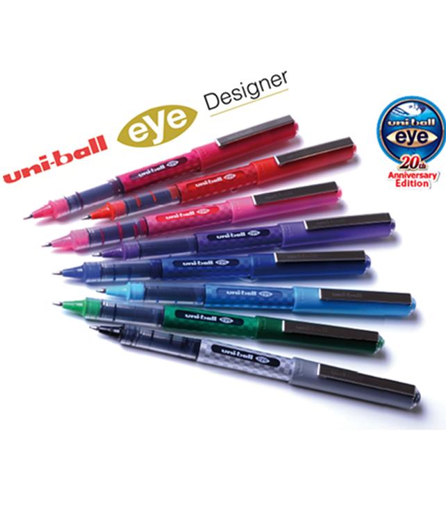 uni-ball eye designer στιλό