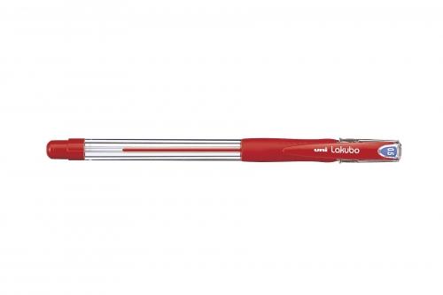 UNI Lakubo στυλο 0.5 κοκκινο