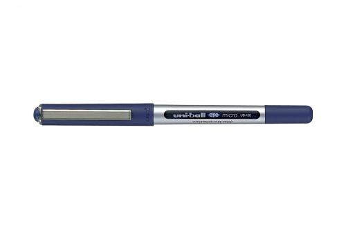UNI MICRO αδιαβροχο στυλο μπλε