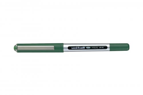 UNI MICRO αδιαβροχο στυλο πρασινο