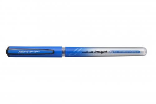 uniball insight αδιάβροχο μπλε