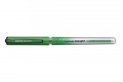 uniball insight αδιάβροχο πράσινο