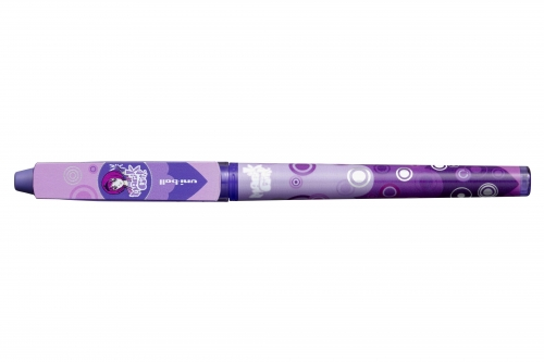 UNI-BALL MAGIC GIRL violet pen