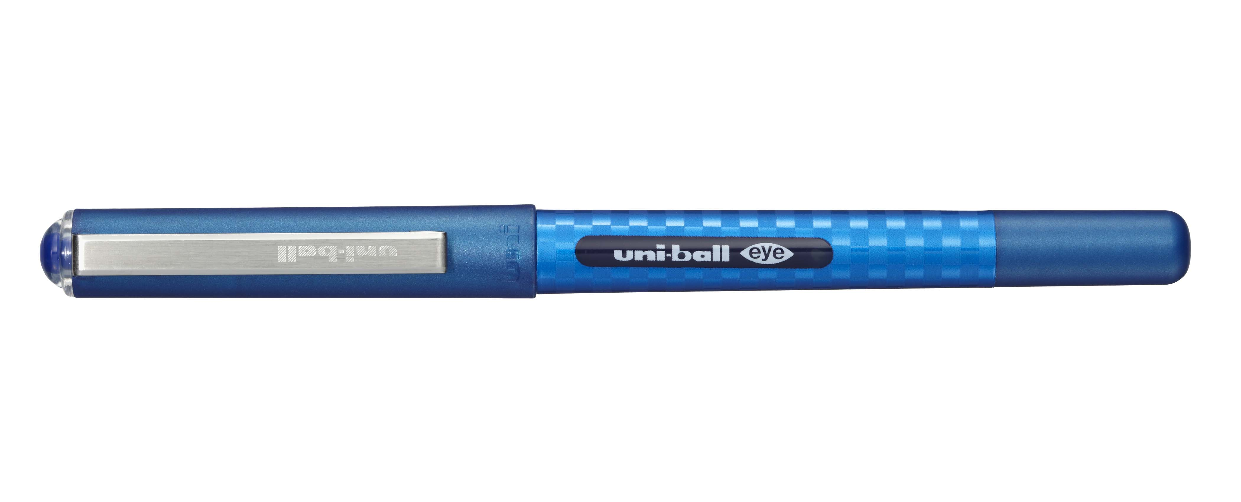 UNI-BALL EYE PEN blue