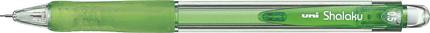 μηχανικό μολύβι UNI Shalaku πράσινο