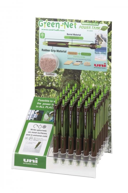 κουτί eco friendly προιοντα στυλό UNI