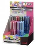 κουτι UNI-BALL στυλο πολυχρωμα roller ball