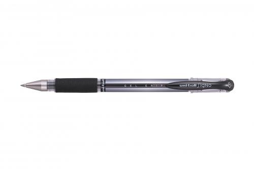 UNIBALL στυλό signo μαυρο gel grip