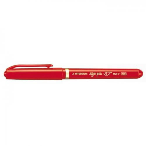 Στυλό MITSUBISHI sign pen κοκκινο