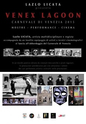 Η POSCA στο Καρναβάλι της Βενετίας 2015